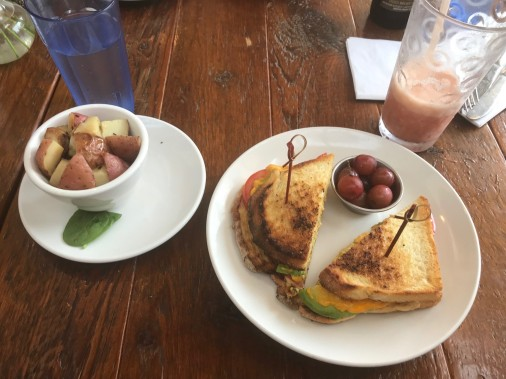 Beerline Cafe's Fromage Sandwich